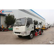 Brand New JAC 3cbm hook loader garbage truck