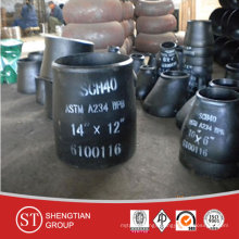 Large Size Carbon Steel Con Reducer