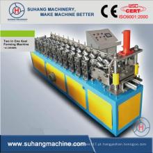Máquina formadora de rolos de quilha leve