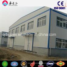Diseñe el almacén prefabricado de la estructura de acero (SSW-34)