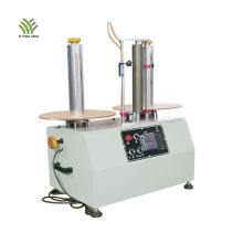 Automatic PET roll rewinder PVC roll rewinding machine