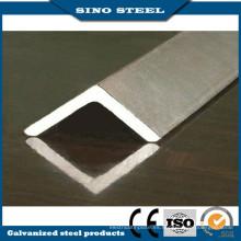 Barra de ángulo de acero en forma de V laminada en caliente de alta calidad