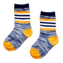 Chaussettes en coton classique pour enfants (KA024)