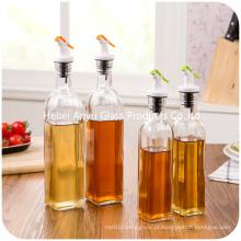 Hotsale barato e de alta qualidade óleo de cozinha / vinagre / molho de soja garrafa de vidro