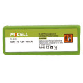 Venda quente Sem Fio Telefone Bateria NI-MH 1.2 V F6 700mAh made in china