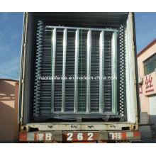 2.1m 6 Bar 60X30 / 40X40 Oval Rail Cattle Panel