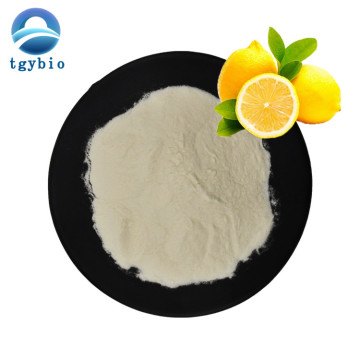 Poudre de fruit de citron pur Poudre de citron lyophilisée