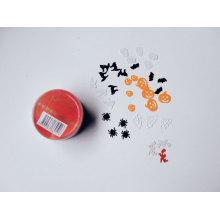 Halloween glitter confetti