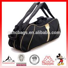 Tendência quente Fuctional Badminton Raquete Raquete Bag Bag Badminton Raquete Bag