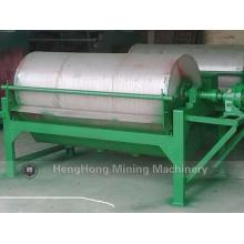 Séparateur magnétique de sable de silice d'or de fer de haute efficacité, séparateur magnétique primaire à vendre, prix de séparateur magnétique, extraction d'or