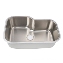 kitchen sink 304 large single bowl stainless steel kitchen sink