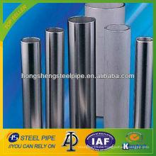 Tubo / tubo de acero inoxidable de calidad alimentaria