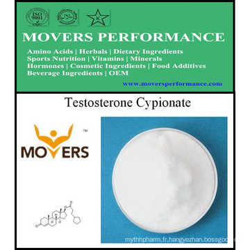 Cypionate de testostérone stéroïde pour culturisme