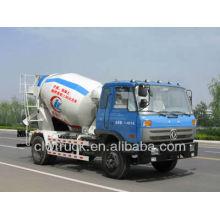 Precio de fábrica nuevo camión mezclador de cemento, pequeño camión de cemento Dongfeng cemento
