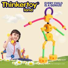 Дошкольные образовательные пластиковые интеллектуальные игрушки