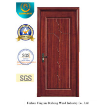 Chinese Style MDF Door for Inteior with Water Tight (xcl-016)