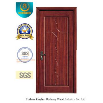Puerta de MDF estilo chino para Inteior con agua apretada (xcl-016)