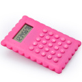 Hot Selling 8 Digit Crystal Mini Pocket Calculator