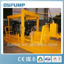 XZ series end suction slurry pump