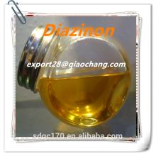 Agrochemical Diazinon Insecticide 95% TC 60% EC CAS: 333-41-5