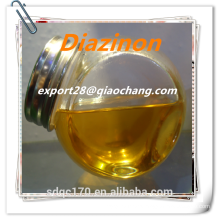Agrochemical Diazinon Insecticide 95%TC 60%EC CAS: 333-41-5