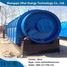 Scarp Trash Electric Power New Generation Pyrolysis Plant