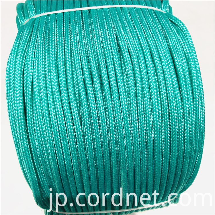 Green Pp Multi Braided Rope 2