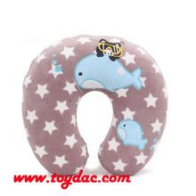Plush Animal Memory Foam Pillow