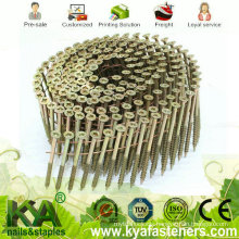 15 Deg Wire Nail Collated Nails