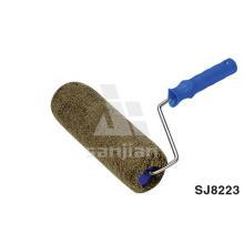 Sj8223 EU Style Paint Roller Pinsel mit Polypropylen Tube