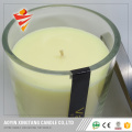 Murah 8 Inches Glass Jar Religius Lilin