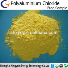 industrial grade poly aluminium chloride for treatment of municipal sewage