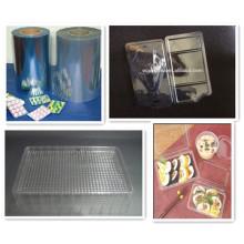 Termoformagem Rígida APET filme para embalagem de alimentos