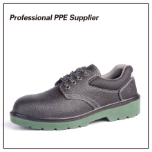 PU Injection Cheap Metal Safety Shoes