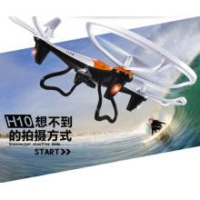 H10 2.4G 4CH 6-Achsen-Gyro-Drohne mit 2.0MP Kamera 3D Flip RC Quadcopter RTF