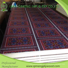 Linyi Konkurrenzfähiger Preis 1220X2440mm Papier Overlay Sperrholz in Heißer Verkauf
