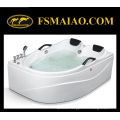 Luxury Two-Seats Whirlpool Massage Acrylic Jacuzzi Hot Tub (MG-206)
