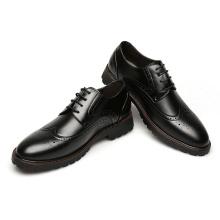 Classique Véritable Oxfords en cuir Hommes Chaussures