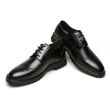 Classical Genuine Leather Oxfords Men Shoes