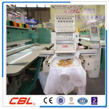Máquina caliente del bordado de la camiseta de la venta