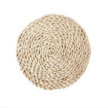 sets de table tissés en fibres naturelles