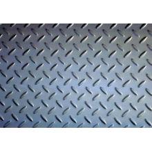 1180 placa de xadrez de alumínio