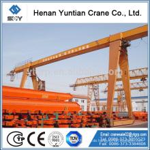 Einzelner Träger Semi Gantry Crane 12Ton15Ton 25Ton