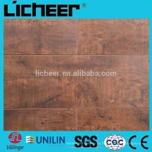 Лучшая цена AC3 / AC4 шелка поверхности ламинат деревянный пол