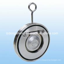 Клапан обратный поворотный одностворчатый Dn25-Dn400