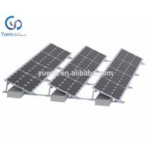 Flat Roof Concrete Based Solar Aluminium Halterung Triangle Mount