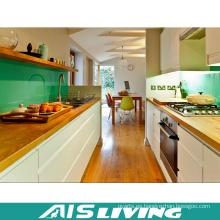 Foshan Supplier Lacquer Muebles de gabinetes de cocina (AIS-K440)