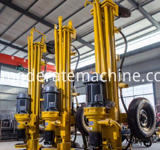 KQZ180D water well drilling rig 2