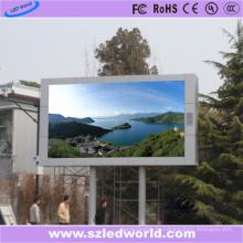 P10 Открытый полный Цвет исправил smd3535 Сид панели СИД высокой яркости Дисплей для рекламы