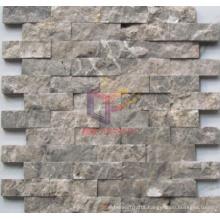 Dark Emperador Marble Mosaic Tiles (CFS945)
